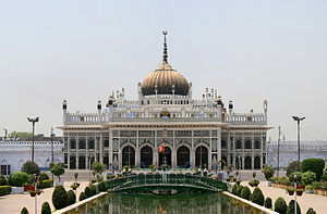1838 in architecture - Chota Imambara, Lucknow