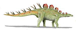 Oxfordian (stage) - Chialingosaurus