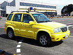 Chiayi Airport Flight Safety Patrol Car 20120811a.jpg