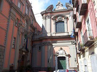Nunziatella (church) Church in Campania, Italy