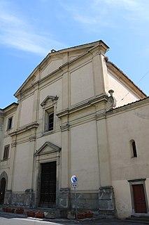 Santissima Annunziata, Pistoia Church building in Pistoia, Italy