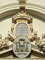 Chiesa di San Benedetto, dettaglio facciata (Montagnana) 02.jpg