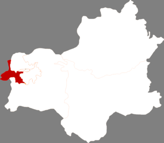 Wanghua District District in Liaoning, Peoples Republic of China