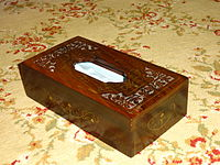 Chinioti Tissue Box Holder.JPG