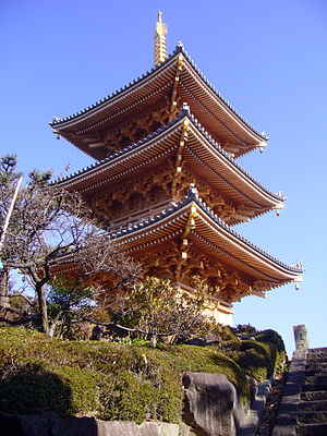 Sennan, Osaka - Image: Chokeiji 03s 2048