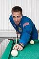 Chris Cassidy playing billiards.jpg