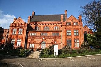 Lincoln College of Art - Lincoln College of Art or School of Art