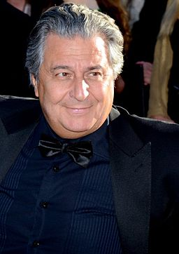 Christian Clavier Cannes 2013