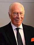 Photo of Christopher Plummer in 2014
