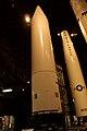Chrysler SM-78 PGM-19A Jupiter tall Missile and Space NMUSAF 26Sep09 (14413657799).jpg