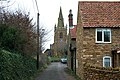 Church Lane, Eaton - geograph.org.uk - 298562.jpg