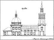 Church of All Saints at Sokol 1986a.jpg