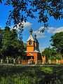 Church of the Holy Trinity in Kijaviec - panoramio.jpg