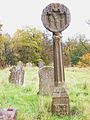 Churchyard cross, Great Mitton.JPG