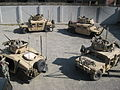 Circle the humvees, afghanistan.jpg