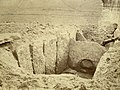 Cist grave excavation in 1874.jpg