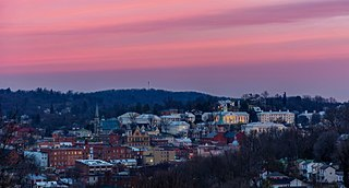 Staunton, Virginia Independent city in Virginia, United States