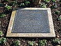 City of London Cemetery - Bobby Moore grave plaque in the Memorial Gardens 2.jpg
