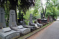 City of London Cemetery - Church Avenue east side.jpg