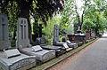City of London Cemetery - Church Avenue east side.jpg