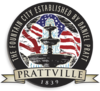 Official seal of Prattville, Alabama