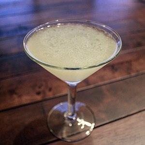 Daiquiri - Classic Daiquiri served in a cocktail glass