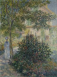 Claude Monet - Camille Monet in the Garden at Argenteuil.jpg