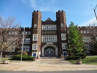 Cleveland Junior Naval Academy Magnet high school in the United States
