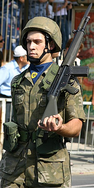Cypriot National Guard - Image: Cng 1