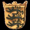 Coat of Arms of Bulgarian emperor, Konrad Grünenberg 1602-04.png