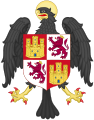 Coat of Arms of Isabella of Castile as Princess of Asturias.svg