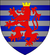 coat of arms of counts of Luxembourg since 1240