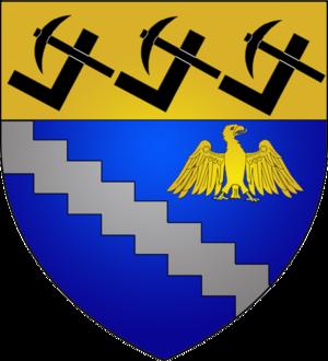 Mertzig - Image: Coat of arms mertzig luxbrg