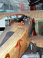 Cockpit detail, Georges Guynemer's SPAD VII, Musee de l'Air et de l'Espace, Le Bourget, Paris. (8122869610).jpg