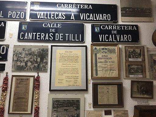 Colección del museo Vicus Albus