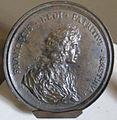 Coll. salmi, massimiliano soldani benzi, medaglia di francesco redi, 1677 (verso allegoria).JPG