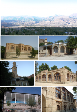 Ordubad collage