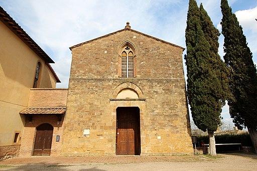 Colle di val D'Elsa, Chiesa di San Francesco