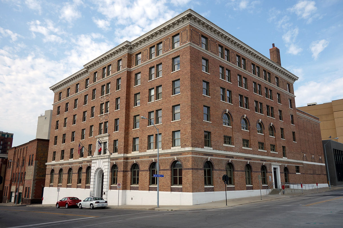 Iowa Commission For The Blind Building Wikipedia