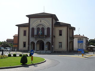 Poncarale Comune in Lombardy, Italy