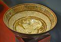 Conca, Rey (Iran), pisa amb decoració de reflex metàl·lic, museu Nacional de Ceràmica de València.JPG
