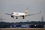 Condor Boeing 767-330-ER D-ABUD (29498761560).jpg