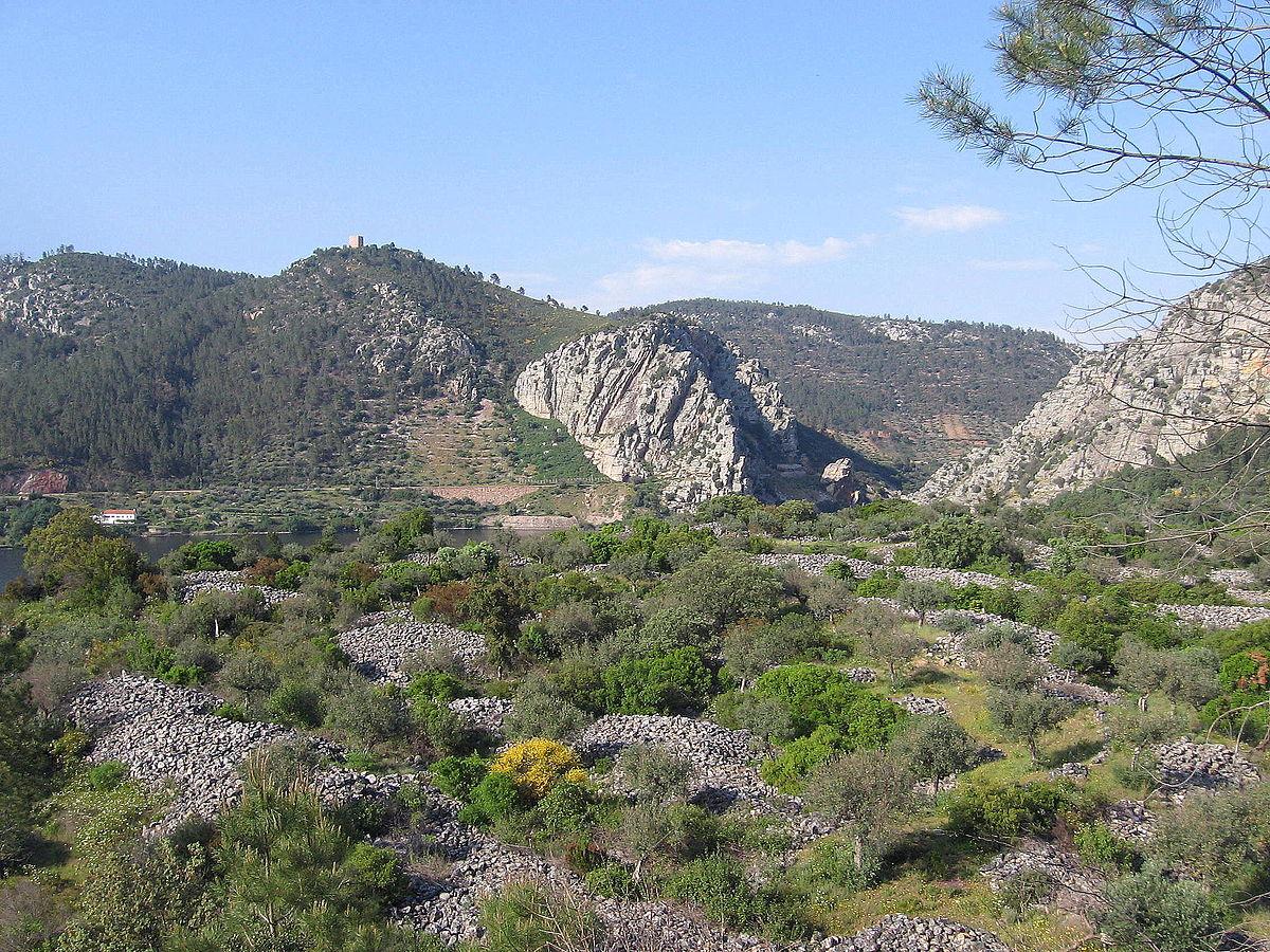 Resultado de imagem para Património Geológico e Geossítios
