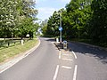 Conington Road, Conington - geograph.org.uk - 1307804.jpg