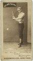 Connie Mack, Washington Statesmen, baseball card portrait LCCN2007686426.tif