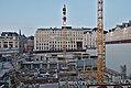 Construction site of the BNP Paribas Fortis headquarter in Montagne du Parc, Brussels, Belgium (DSCF4140).jpg