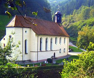 Wittichen Abbey German abbey