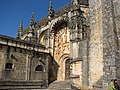 Convent of the Order of Christ, Tomar, Portugal - panoramio (2).jpg
