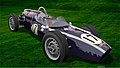 Cooper climax t54 used in the 1961 Indianapolis 500 Mile Race.jpg