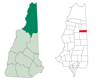 Wentworths Location, New Hampshire Township in Coos County, New Hampshire, United States